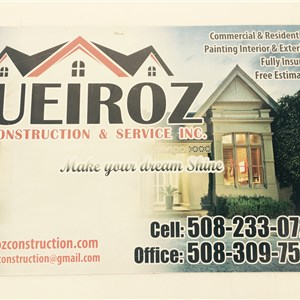 Queiroz Construction $ Services Inc Logo