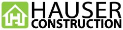 Hauser construction Logo