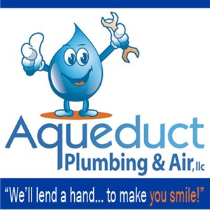 Aqueduct Plumbing And Air Logo