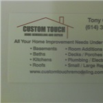 Custom Touch LLC Logo