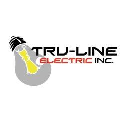 Tru-line Electric, Inc. Logo