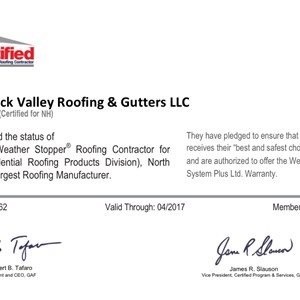 Merrimack Valley Roofing Inc Cover Photo