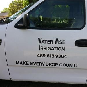 Waterwise Irrigation Logo