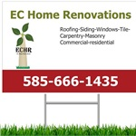 Ec Home Renovations Logo