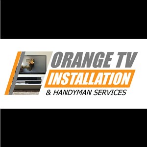 Orange TV Installation Cover Photo