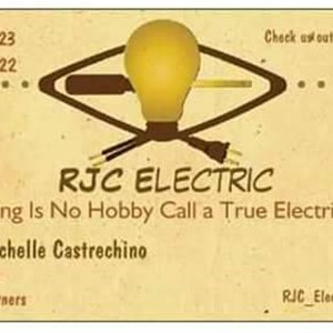 RJC Electric Logo