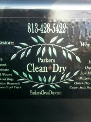 Parkers Clean Dry Logo