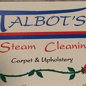 Talbots Steam Cleaning Logo