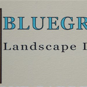 Bluegrass Landscape Design Logo