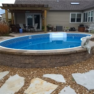 Fiberglass Pools Prices Services Logo