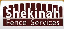Shekinah Fence Services LLC Logo