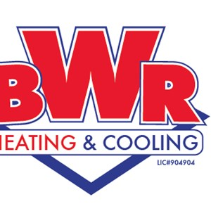 BWR Heating And Cooling Inc. Logo