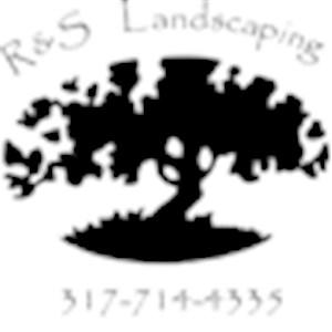 R & S Landscaping Logo