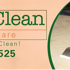 Peachy Clean Flooring & Water Restoration Logo