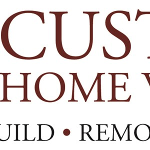 Custom Home Works Logo
