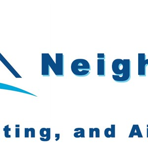 Neighborhood Plumbing, Heating & Cooling Logo