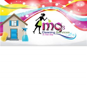 Mqs Cleaning at Your Step! Logo