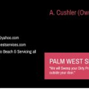 Palm West Services Logo