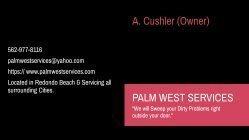 Palm West Services Logo