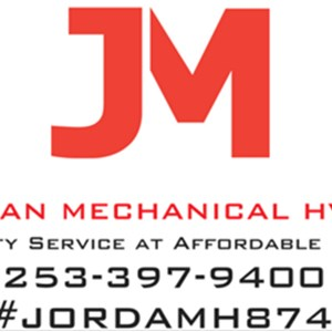 Jordan Mechanical Hvac / R Logo