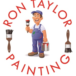 Ron Taylor Painting & Pressure Washing Logo
