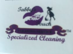 Tabbys Touch Cleaning Service LLC Logo