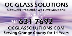 Orange County Glass Solutions Logo