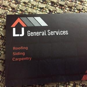 LJ General Services Logo