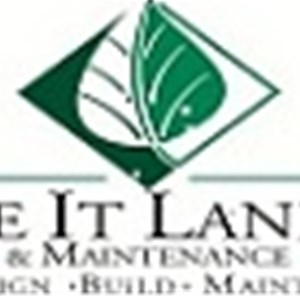 Believe It Landscape & Maintenance Logo