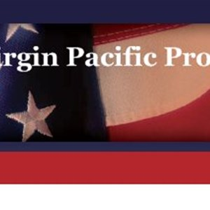 Virgin Pacific Services Logo
