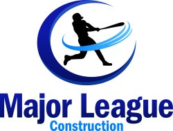 Stl Major League Construction Logo