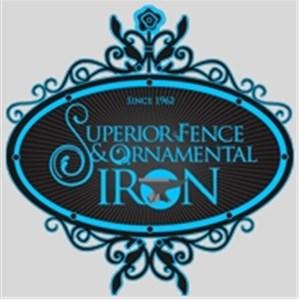 Superior Fence & Ornamental Iron Logo