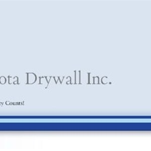 Dakota Drywall Inc Cover Photo