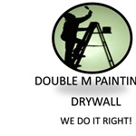 Double M Painting & Drywall Logo