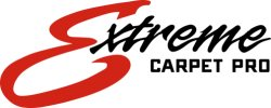 Extreme Professional Carpet & Upholstery Cleaning Logo