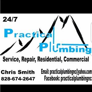 Practical Plumbing LLC Logo