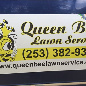Queen Bee Lawn Service Cover Photo