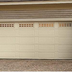 C S Garage Doors Logo
