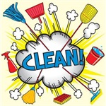 Abandon All Cleaning Logo