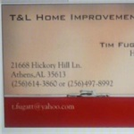 T & L Home Improvements Cover Photo