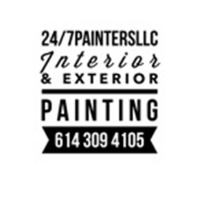 24/7 PAINTERS LLC Logo