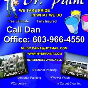 Dr. Paint LLC Cover Photo