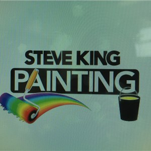 Steve King Painting Cover Photo