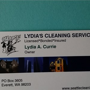 Lydias Cleaning Services, Inc. Cover Photo