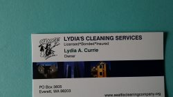 Lydias Cleaning Services, Inc. Logo