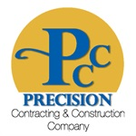 Precision Contracting & Const. Co. LLC Logo