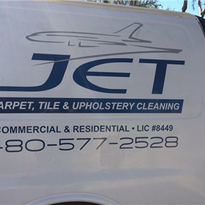 Jet Carpet Cleaning Logo