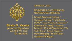 Genenco, Inc. Logo