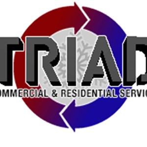 Triad Mechanical Contractors Logo