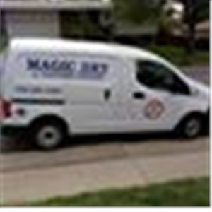 Magic Dry - A Cleaner Carpet Cover Photo